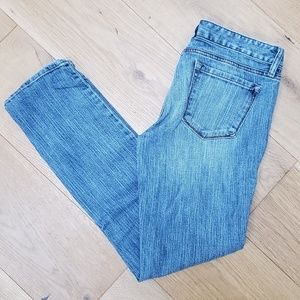 👖 LOFT Modern Slim Jeans - size 8